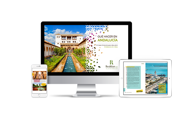 Presentation of the Ruralidays.com Guide of Andalusia
