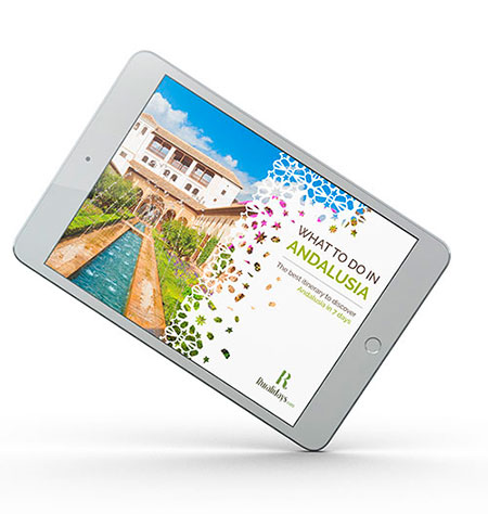 Guide of Andalusia for mobile devices