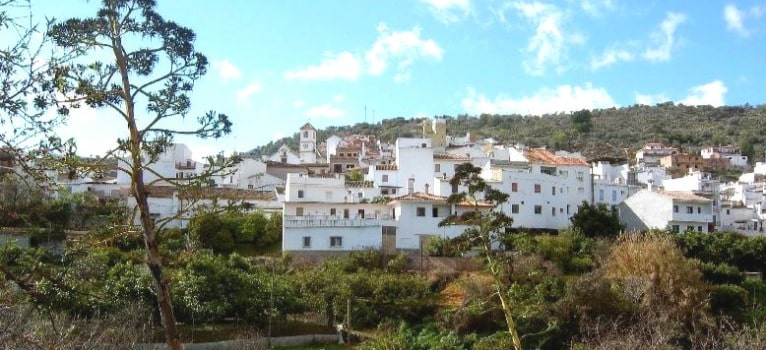 What to see and What to do in Guaro - View of the town